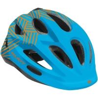 Rudy Project Rocky Kask rowerowy dziecięcy Blue Orange Shiny