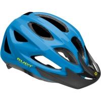 Rudy Project Rocky Kask rowerowy dziecięcy Blue Shiny
