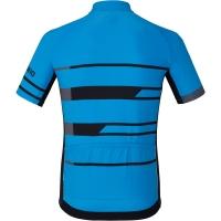 Shimano Team Koszulka z krótkim rękawem Blue
