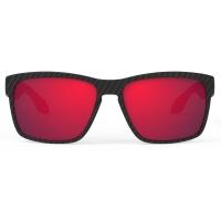 Rudy Project Spinhawk Okulary przeciwsłoneczne czerwone