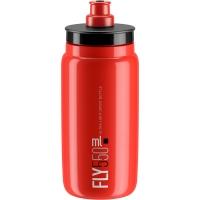 Elite Fly Bidon czerwono czarny