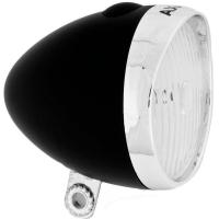 AXA Classic Lampka przednia 4 lux Czarna
