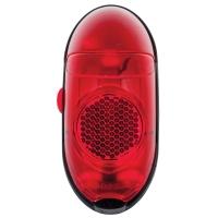 AXA Retro on/off Lampka tylna czerwona