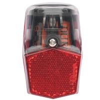 AXA Run Compact on/off Lampka tylna czerwona