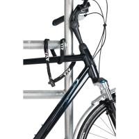 AXA Rigid Zapięcie rowerowe łańcuch 120cm czarne