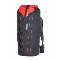 Ortlieb Gear Pack Plecak ekspedycyjny black red