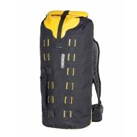 Ortlieb Gear Pack Plecak ekspedycyjny black sunyellow black