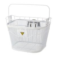 Topeak Basket Front white koszyk na kierownicę