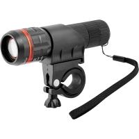 Merida HL-MD062 Lampka latarka rowerowa przednia Led 3W alu