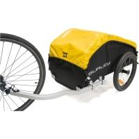 Burley Nomad Przyczepka rowerowa bagażowa żółta