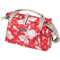 Basil Magnolia City Bag Torba na kierownicę poppy red 7L