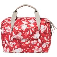 Basil Magnolia Carry All Bag Torba rowerowa damska poppy red 18L