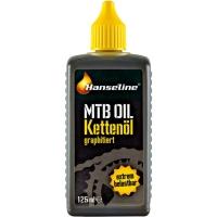 Hanseline MTB Oil with graphite Olej MTB z grafitem 125ml