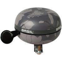 Basil Magnolia Bell Dzwonek rowerowy 80mm blackberry