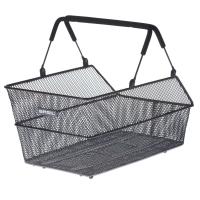 Basil Cento Multi System basket Kosz na tylny bagażnik czarny