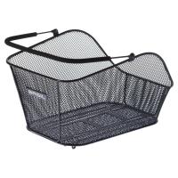 Basil Icon M Multi System Kosz na tylny bagażnik czarny