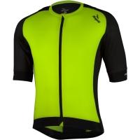 Rogelli Ponza 2.0 Koszulka rowerowa żółto czarna