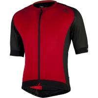 Rogelli Ponza 2.0 Koszulka rowerowa czerwono czarna