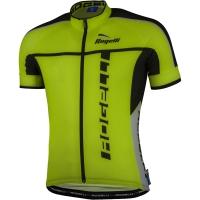 Rogelli Umbria 2.0 Koszulka rowerowa letnia żółto czarna