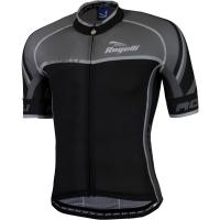 Rogelli Andrano 2.0 Koszulka rowerowa letnia czarno biała