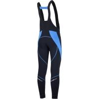 Rogelli Travo 2.0 Spodnie rowerowe długie czarno niebieskie