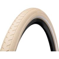 "Continental Ride Classic 28"" ExtraPuncture Belt Opona drutowa E-bike kremowa reflex"