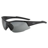 Rogelli Brantly Okulary rowerowe czarne 3 pary soczewek