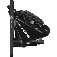 Shimano 105 BR R7070 Zacisk hamulca tarczowego szosowego przód okł. żywiczne z radiatorem