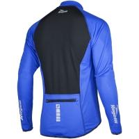 Rogelli Pesaro Bluza rowerowa dziecięca niebiesko czarna