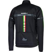 Rogelli Team Kurtka rowerowa czarna