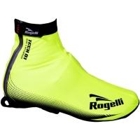 Rogelli Fiandrex Tech 01 Ochraniacze na buty rowerowe z membraną żółte