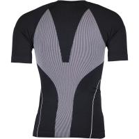 Rogelli Core Koszulka termoaktywna krótki rękaw czarna 2szt.