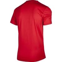 Rogelli Promo Koszulka rowerowa dziecięca czerwona