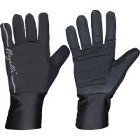 Rogelli Fiore Rękawiczki długie zimowe damskie czarne
