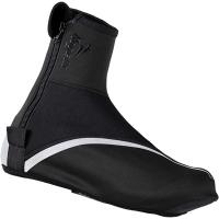Rogelli Guard Ochraniacze na buty rowerowe softshell czarne 2019