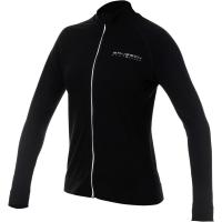 Brubeck Active Wool Bluza damska czarna