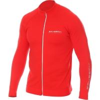 Brubeck Athletic Bluza męska czerwona