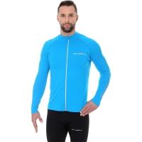 Brubeck Athletic Bluza męska niebieska