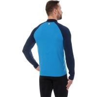 Brubeck Athletic Bluza męska niebiesko granatowa