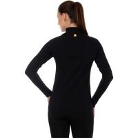 Brubeck Athletic Bluza damska czarna