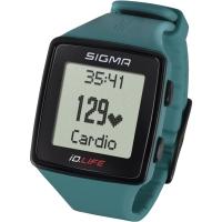 Sigma iD.Life Zegarek z pulsometrem zielony