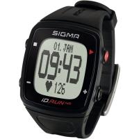 Sigma iD.Run.HR Zegarek z pulsometrem czarny