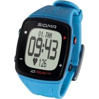 Sigma iD.Run.HR Zegarek z pulsometrem niebieski