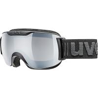Uvex Downhill 2000 S LM Gogle narciarskie black mat z szybą litemirror silver clear 2019