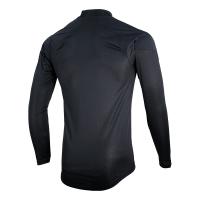 Rogelli No Wind Koszulka z długim rękawem czarna 2019