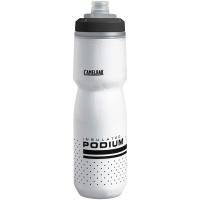 Camelbak Podium Chill Bidon rowerowy z izolacją biały