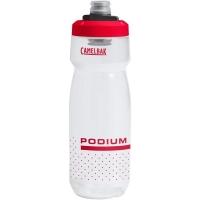 Camelbak Podium Bidon rowerowy biało czerwony