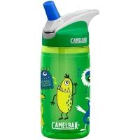 Camelbak Eddy Kids Butelka 400ml green cyclopsters 2019
