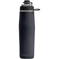 Camelbak Peak Fitness Chill Bidon biegowy 750ml black silver 2019