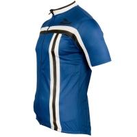 Rogelli Brescia Koszulka rowerowa niebieska